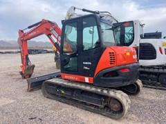 Excavator-Track  Kubota KX080-4SR3A