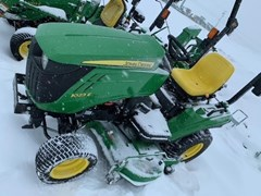 Tractor - Compact Utility For Sale:  2019 John Deere 1023E , 23 HP