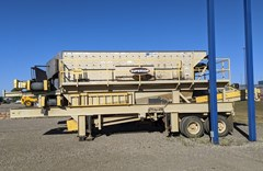 Screening Plant For Sale 2014 Superior 6203-32