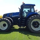 Tractor - Row Crop For Sale:  2018 New Holland T8.410 , 410 HP