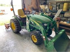 Tractor For Sale John Deere 2520