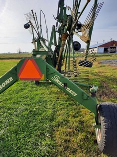 Hay Rake-Rotary For Sale Krone SW1010