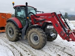 Tractor - Utility For Sale:  2019 Case IH 120U , 117 HP