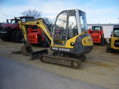 Excavator-Mini For Sale Mustang ME3602