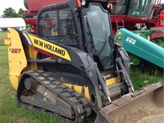 Skid Steer-Track For Sale 2011 New Holland C227 , 68 HP