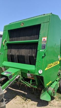 Baler-Round For Sale 2001 John Deere 567