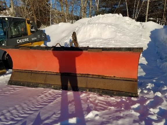 Caterpillar 11' Snow Blade Attachments For Sale