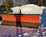 Attachments For Sale: Caterpillar 11' Snow Blade