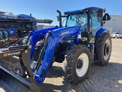 Tractor For Sale 2021 New Holland T6.180 ELEC COM T4B