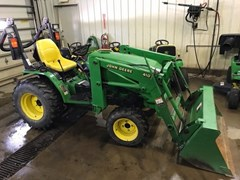 Tractor - Compact Utility For Sale 2004 John Deere 4110 , 20 HP