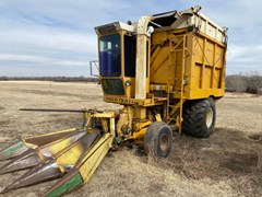 Forage Harvester-Self Propelled For Sale Field Queen FQSD