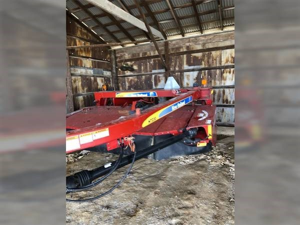2011 New Holland H7230 Windrower-Pull Type For Sale