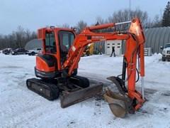 Excavator-Mini For Sale 2012 Kubota U35R3AS2