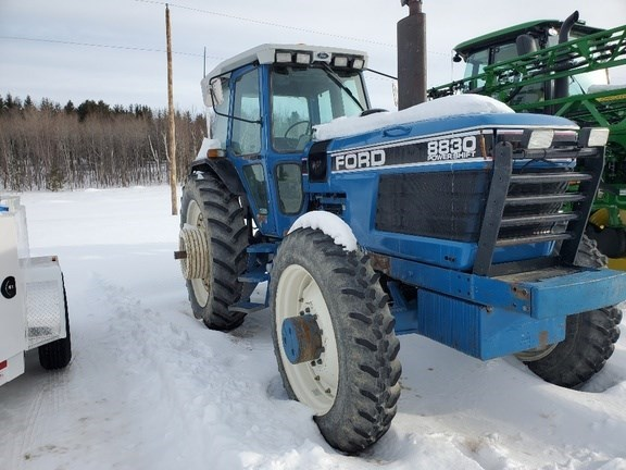 Ford 8830 Tractor - Row Crop For Sale