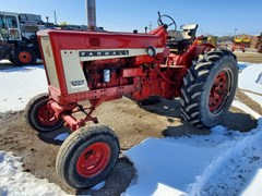 Tractor For Sale 1964 International 706 , 80 HP