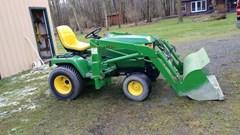 Lawn Mower For Sale 1999 John Deere 445 , 22 HP