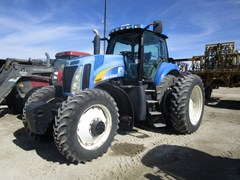 Tractor For Sale 2008 New Holland T8020 , 244 HP