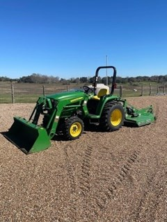 Tractor - Compact Utility For Sale 2010 John Deere 3032E , 32 HP