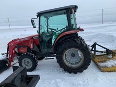 Tractor - Compact Utility For Sale:  2010 Massey Ferguson 1643 , 41 HP
