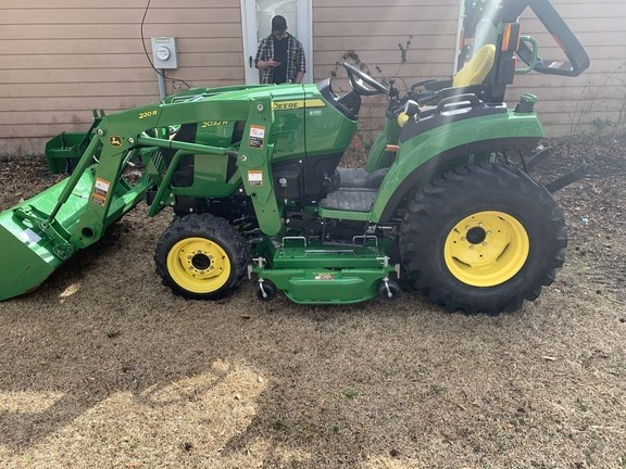 2020 John Deere 2032R Tractor - Compact Utility For Sale