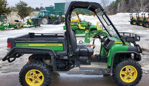 2012 John Deere XUV 825I GREEN Utility Vehicle For Sale