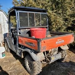 Utility Vehicle For Sale 2013 Kubota RTV-X1120