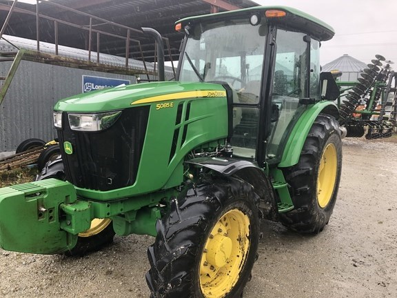 2014 John Deere 5085E Tractor - Utility For Sale