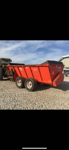 Manure Spreader-Dry For Sale 2015 Kuhn Knight 8124