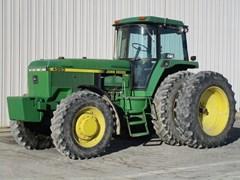 Tractor - Row Crop For Sale 1993 John Deere 4960