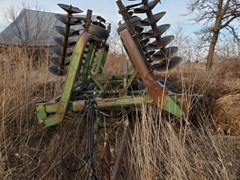 Disk Harrow For Sale John Deere 230
