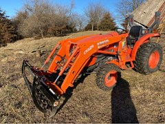 Tractor For Sale 2014 Kubota L3901HST