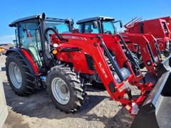 Tractor For Sale 2021 Massey Ferguson 4710 , 100 HP