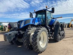 Tractor For Sale 2016 New Holland T8.410 , 340 HP