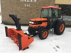 Tractor For Sale 1999 Kubota L3710HSTC