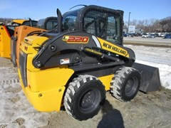 Skid Steer For Sale 2019 New Holland L220-T4B