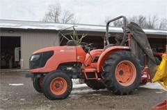 Tractor For Sale 2013 Kubota MX5100 , 52 HP
