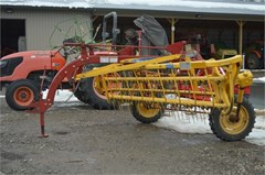 Hay Rake For Sale 2014 New Holland 256