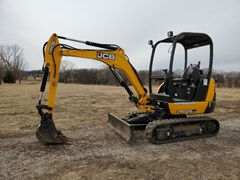 Excavator-Mini For Sale 2019 JCB 8029 CTS , 22 HP