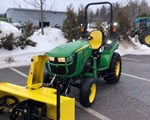 Tractor - Compact Utility For Sale: 2018 John Deere 2038R, 38 HP