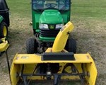 Riding Mower For Sale: 2003 John Deere X585, 25 HP