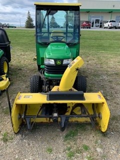 Riding Mower For Sale:  2003 John Deere X585 , 25 HP