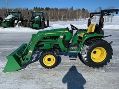 Tractor - Compact Utility For Sale:  2018 John Deere 3025E , 25 HP