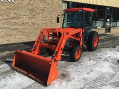 Tractor For Sale 2004 Kubota L3430HSTC , 34 HP