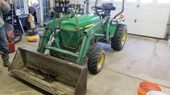 Tractor - Compact Utility For Sale 1998 John Deere 955 , 33 HP