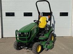 Tractor - Compact Utility For Sale 2019 John Deere 1025R , 25 HP