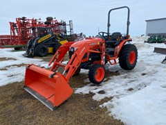 Tractor For Sale Kubota B3350HSD , 32 HP