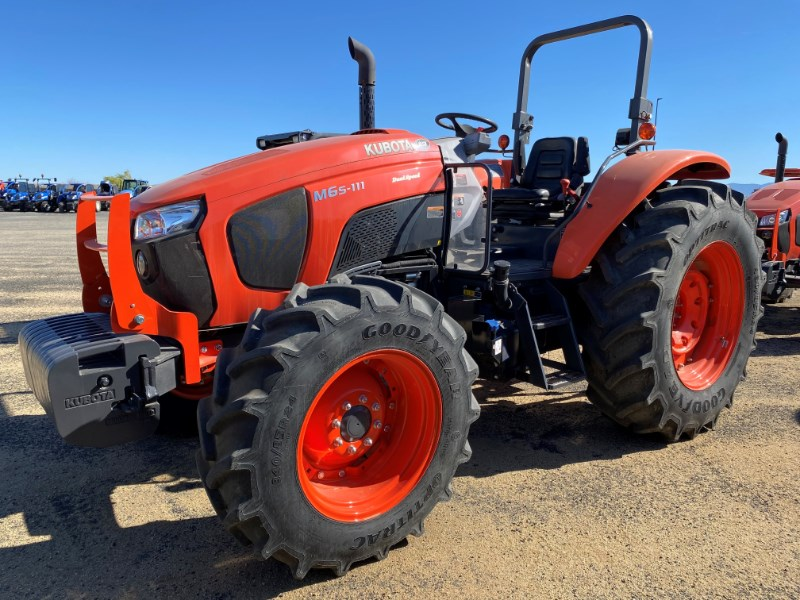 2020 Kubota M6S-111 ROPS Tractor For Sale