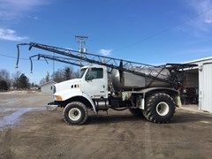 Floater/High Clearance Spreader For Sale 2004 Sterling