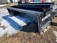 Snow Pusher For Sale Kubota AP-SSP2596