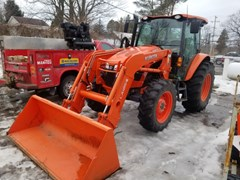 Tractor - 4WD For Sale 2015 Kubota M5-091HDC12 , 76 HP